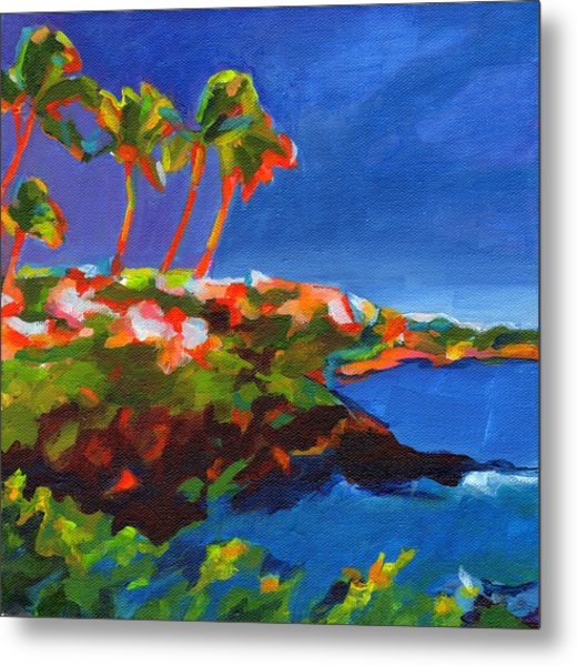 Polo Beach. Maui Metal Print