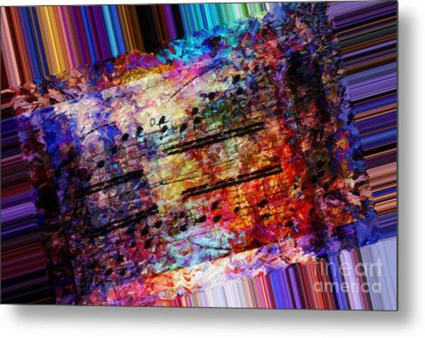 Polychromatic Postlude 1 Metal Print