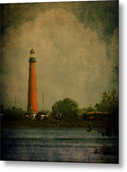 Ponce De Leon Light House Metal Print