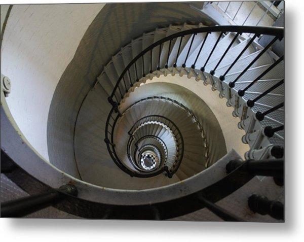 Ponce Stairs Metal Print
