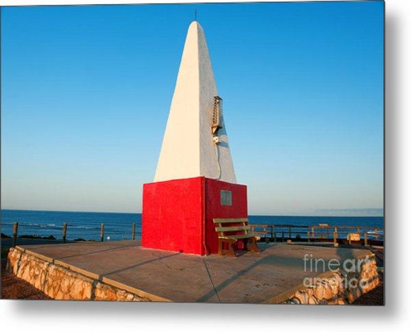Port Denison Obelisk Metal Print