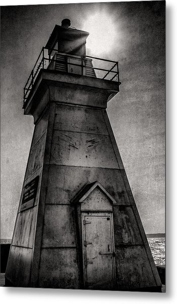 Port Dover Lighthouse Metal Print