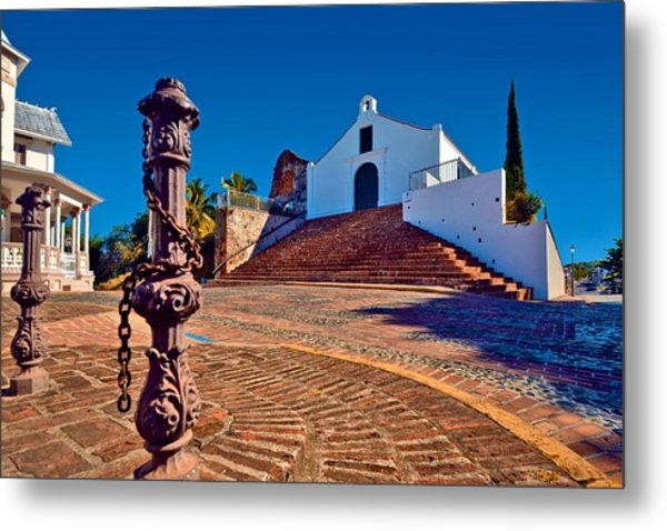 Porta Coeli Church Metal Print