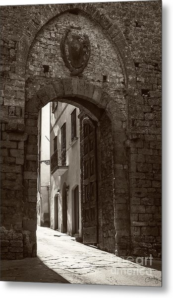 Porta Florentina Metal Print