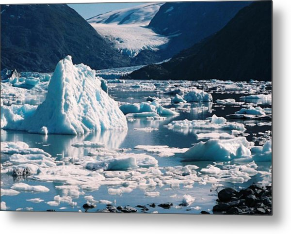 Portage In All Her Glory Metal Print