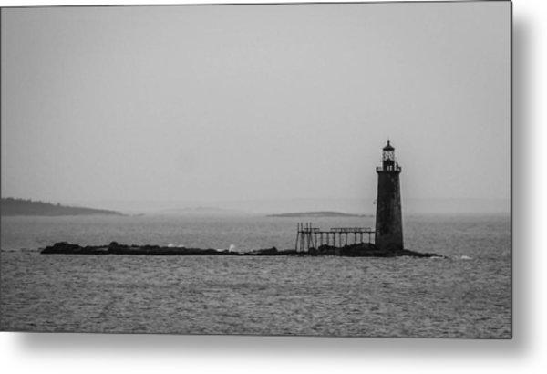 Portland Maine Lighthouse  Metal Print
