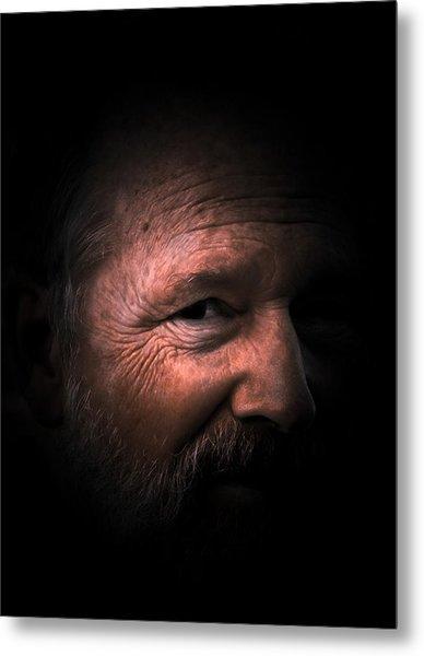 Portrait #1 Metal Print