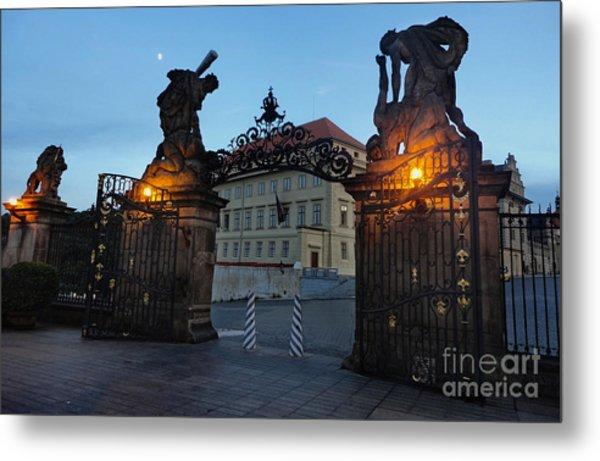 Prague Castle 03 Photograph By Gregory Dyer