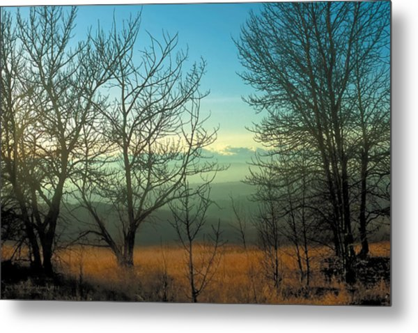 Prairie Autumn 2 Metal Print