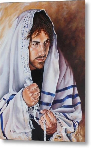 Prayer For Israel Metal Print by Ilse Kleyn