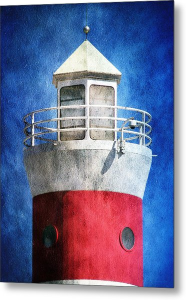 Private Lighthouse Metal Print