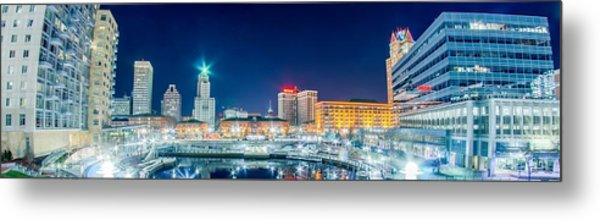 Metal Print featuring the photograph Providence by Alex Grichenko