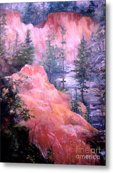 Providence Canyon - 3 Metal Print