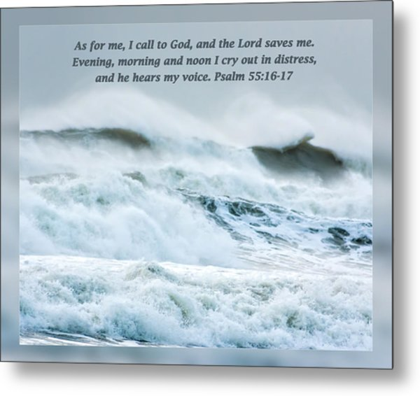 Psalm 55 16-17 Photograph By Dawn Currie
