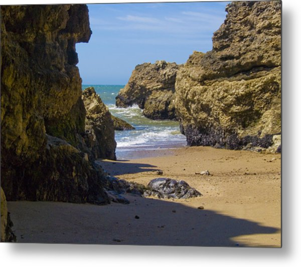 Pt Reyes National Seashore Metal Print