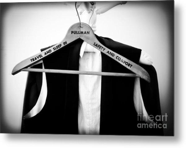 Pullman Tuxedo Metal Print
