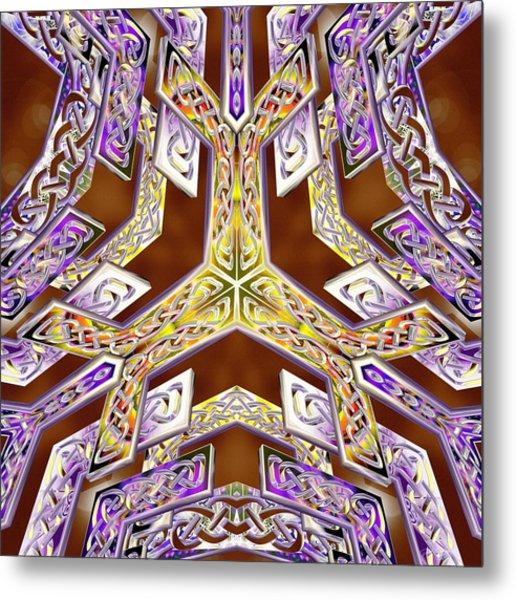 Quantum Legacy Metal Print