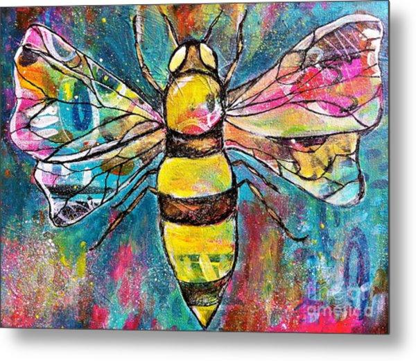 Queen Bee #2 Metal Print