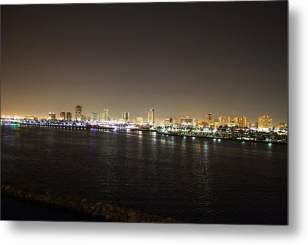 Queen Mary - 121236 Metal Print by DC Photographer