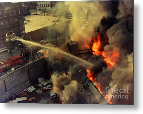 Queens Third Alarm Metal Print