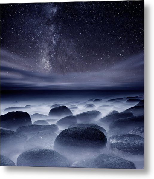 Quest For The Unknown Metal Print