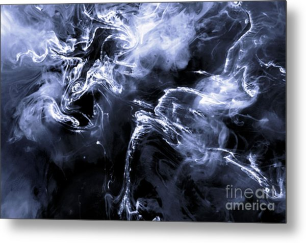 Quetzalcoatlus Dragon Of The Clouds Metal Print by Petros Yiannakas