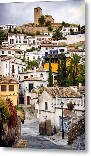 Quintessential  Spain Metal Print