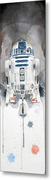 R2 Metal Print