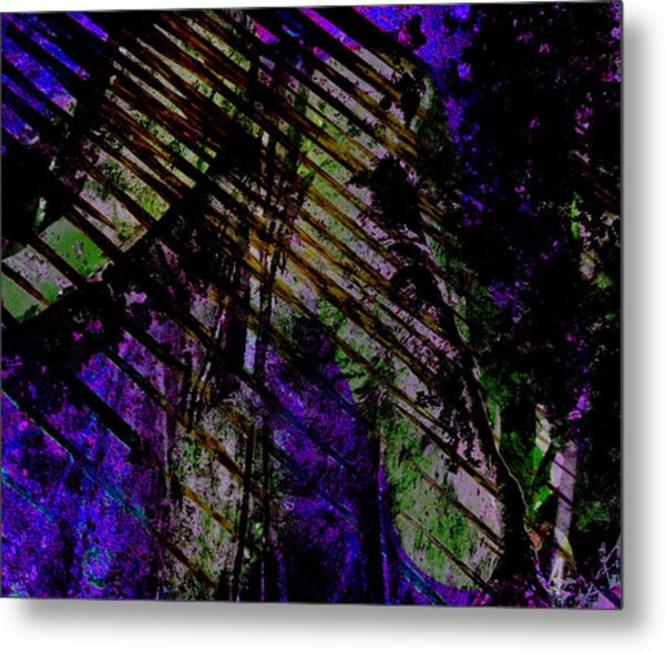 Rain Shadow Metal Print