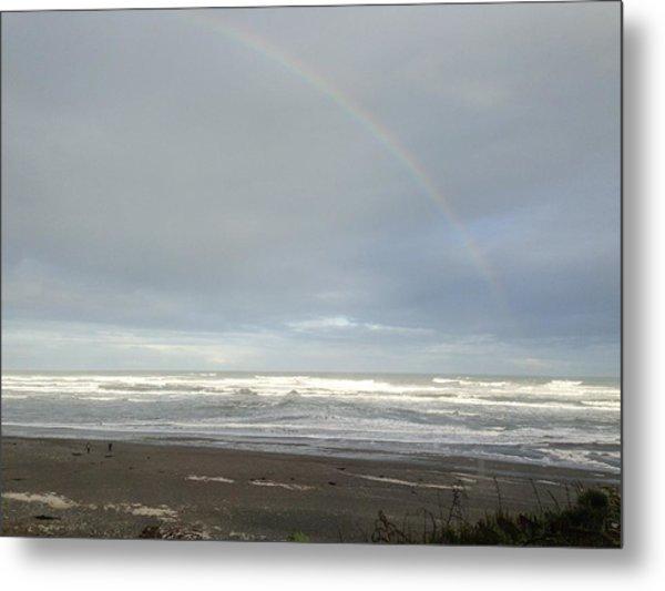 Rainbow Metal Print by Ron Torborg