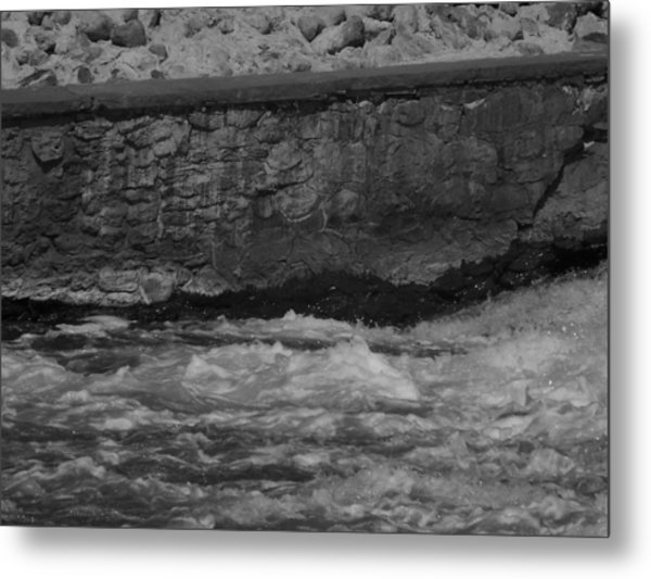 Rapid Wall Metal Print