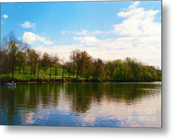Rappahannock River I Metal Print