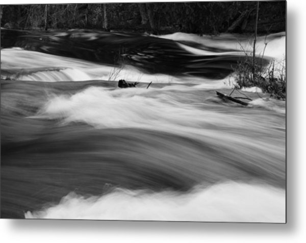 Raquette River #2 Metal Print