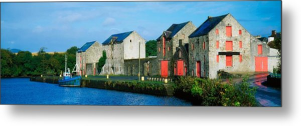 Rathmelton, Co Donegal, Ireland Metal Print by The Irish Image Collection