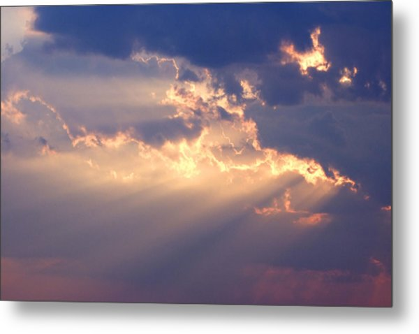 Reach For The Sky 2 Metal Print