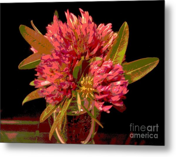Red Clover 1 Metal Print