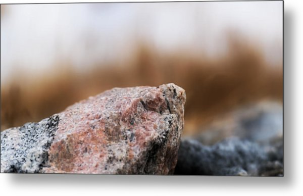 Red Rock Metal Print