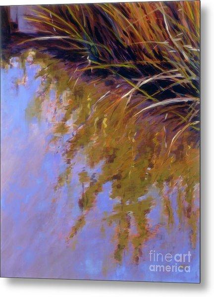Reeds - No. 1 Metal Print