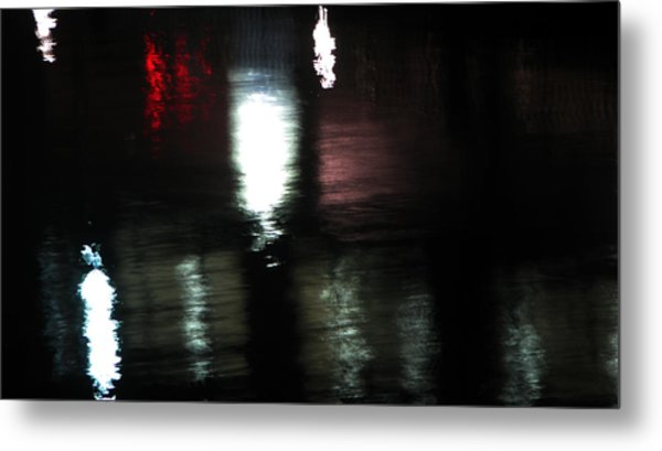 Reflected Fusion Metal Print