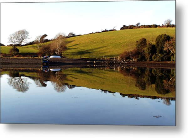 Reflections Metal Print by Phil Darby