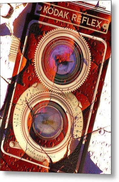 Kodak Reflex II Metal Print