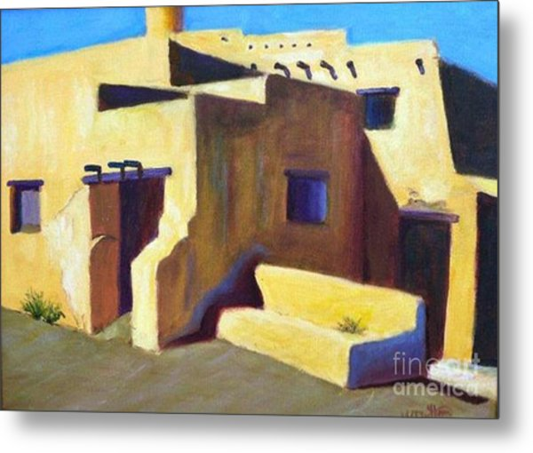 Refuge From The Sun Metal Print