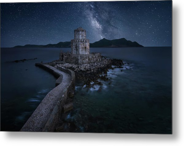 Remains Of The Past Metal Print