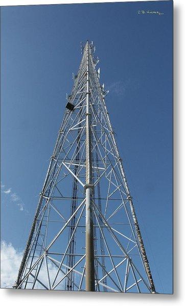 Rescue 21 Tower Metal Print