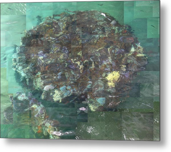 Resurrection - Uss Arizona Memorial Metal Print