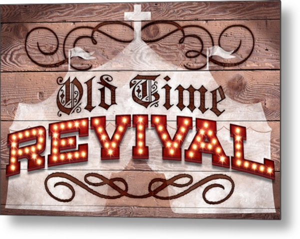 Revival I Metal Print