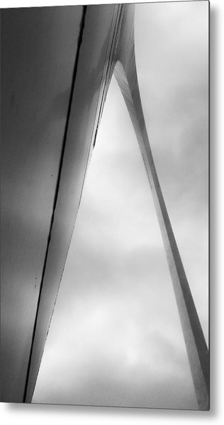 Ribbon In The Sky Metal Print