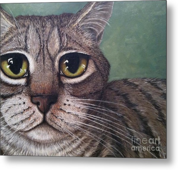 Richard Parker Metal Print