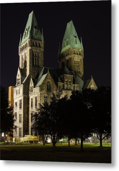 Richardson Olmsted Complex From The Lawn Metal Print