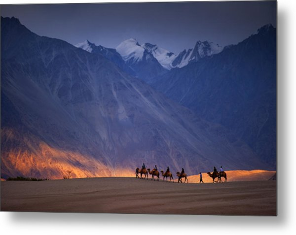 Ride Of The Dream Metal Print by copyright @ Sopon Chienwittayakun